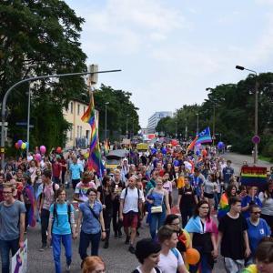 CSD Demo Magdeburg