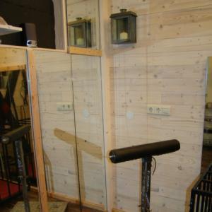 Einweihung des Stuten-Stalls :-)